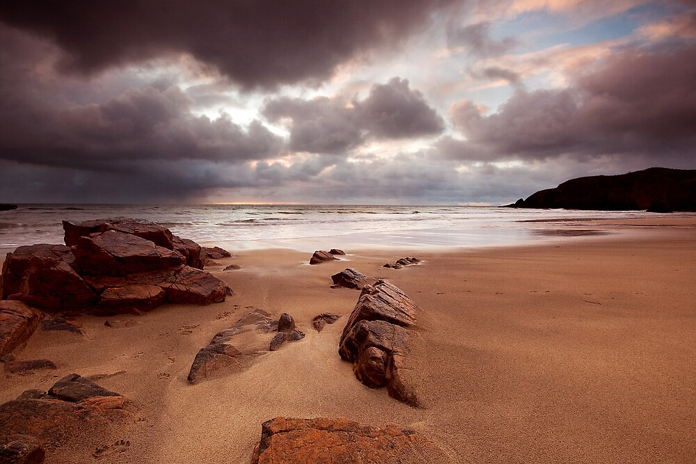 Garry Sands,Isle of Lewis by SolasGallery