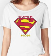 Supermom Gift Women's Relaxed Fit T-Shirt