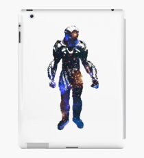 Lost In Space Robot- Galaxy Silhouette iPad Case/Skin
