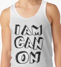 I Am Canon Tank Top