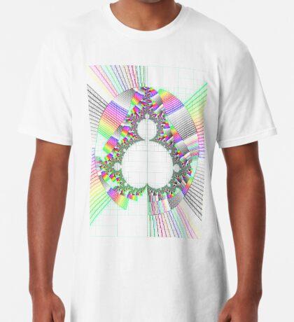 Mandelbrot series X Long T-Shirt