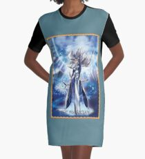 the magician Graphic T-Shirt Dress