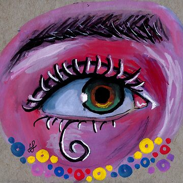 """eye of the Possum"" by JLavallee-Art"
