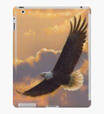 "Bald Eagle ""Soaring Spirit"" iPad Case/Skin"
