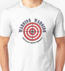 WARNING - WARNING  This Is My Group Therapy T-Shirt