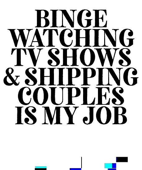 Binge Watching Tv Shows Tv Meme Movie Photographic Prints By