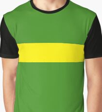 Green I. Graphic T-Shirt