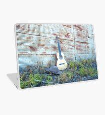 """""""My Guitar & Hat...... Laptop Skin"""