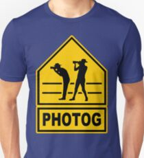 Photog Unisex T-Shirt