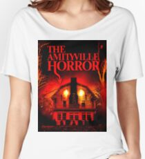 THE AMITYVILLE HORROR Women's Relaxed Fit T-Shirt