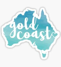 Gold Coast Australia Sticker