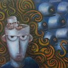 a voice in my head by Glenn McLeary