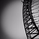 Sydney harbour Bridge by Shannon Friel