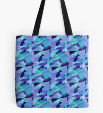 Eyes Closed Tote Bag