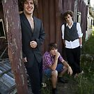The Band Shot by MagnusAgren