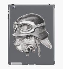 War Rabbit iPad Case/Skin