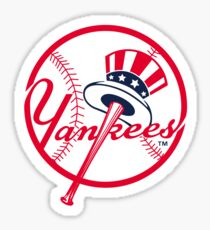 New York Yankees Vintage Sticker
