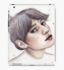 Violeta iPad Case/Skin