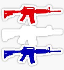 Freedom Guns Sticker