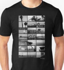 Oceanside Collage Unisex T-Shirt
