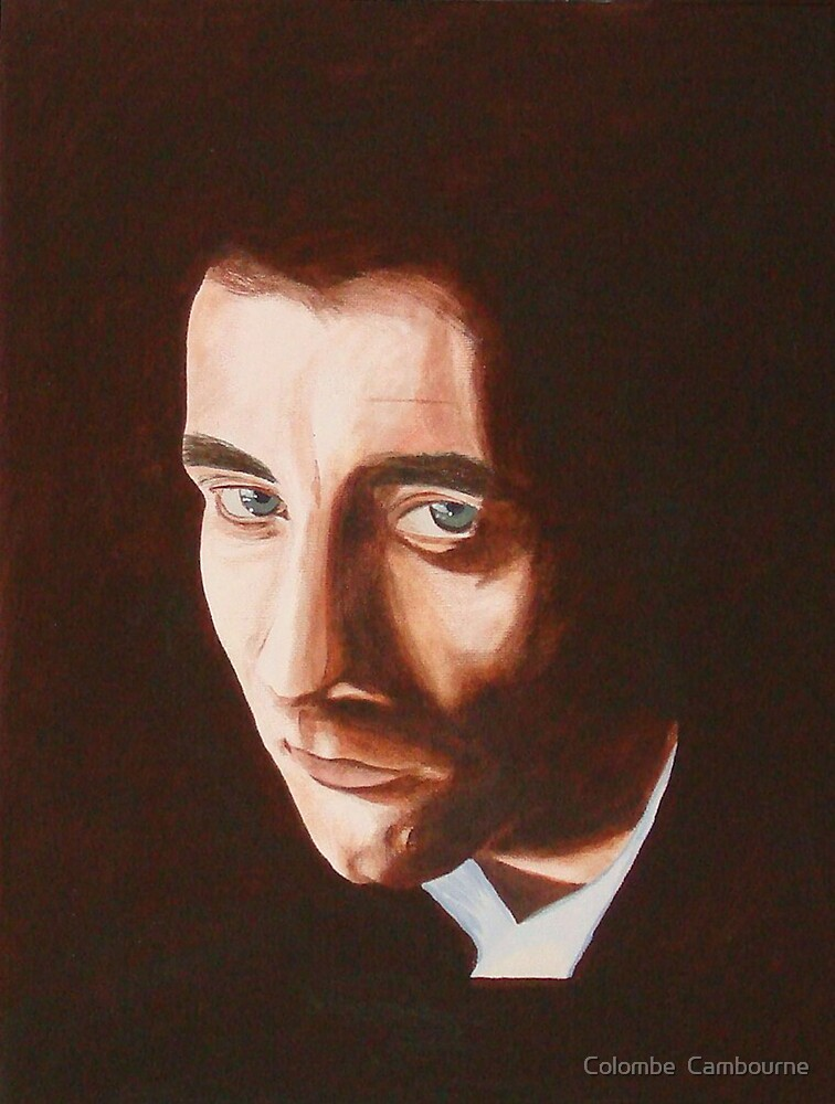 Clive Owen by Colombe  Cambourne