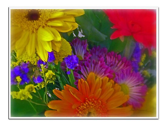 Spring Bouquet by lynell
