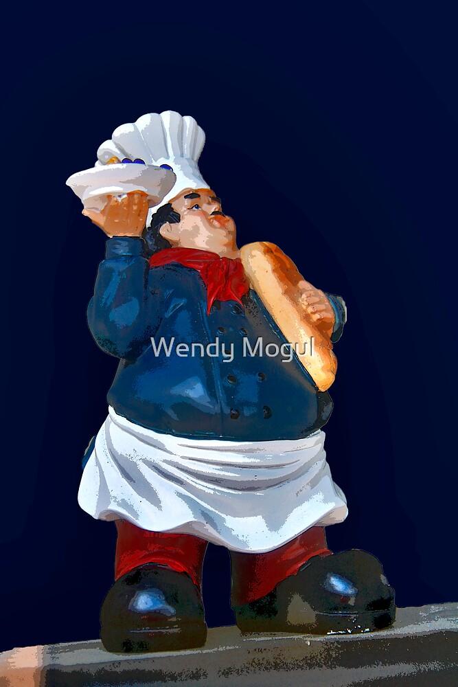 Chef Guido by Wendy Mogul