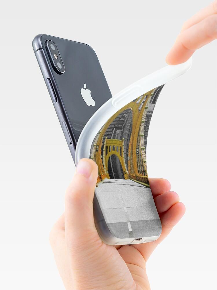 Alternative Ansicht von Warhol iPhone-Hülle & Cover