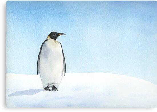 Penguin by innasoyturk