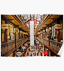 The Strand Arcade Est.1892 Poster