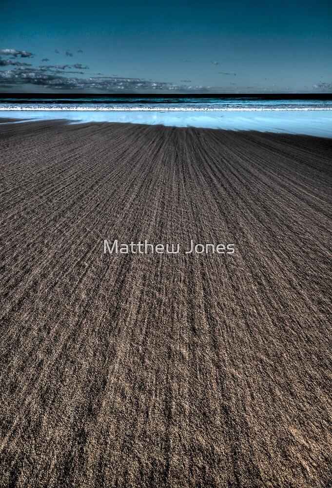 Night Tsunami by Matthew Jones