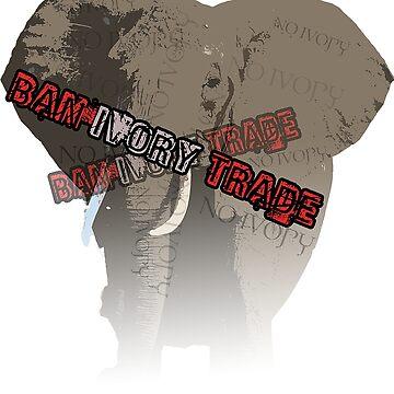 Ban Ivory Trade by lukeyy