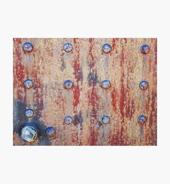 Rusty Rivets by DKDigital