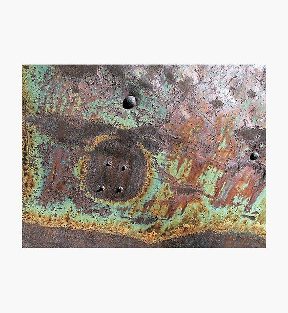 Rusty Green by DKDigital