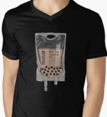 Milk Tea IV Men's V-Neck T-Shirt