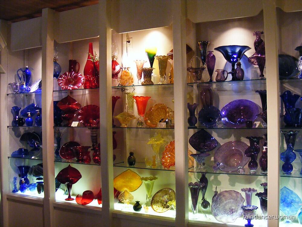 handcrafted glass by raindancerwoman