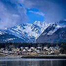 Fort Seward in Haines Alaska by Yukondick