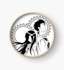 Okabe und Kurisu Uhr