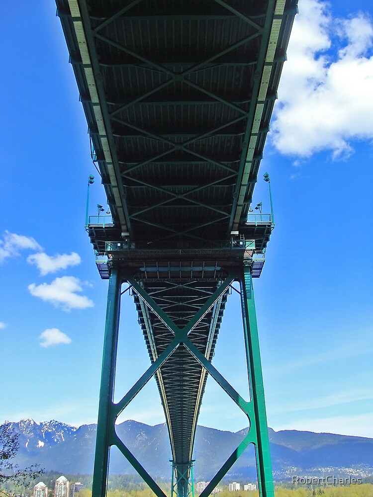 The Lions Gate by RobertCharles