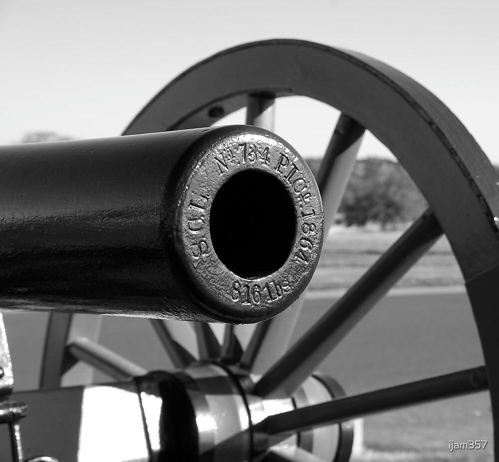 Cannons of Gettysburg by ijam357