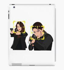 Shoot - Wurzel und Shaw iPad-Hülle & Skin