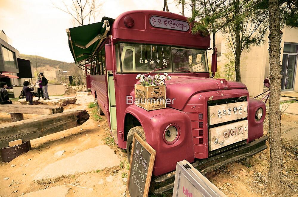 Schoolbus by Baummer