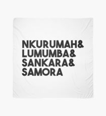 Thomas Sankara Scarf