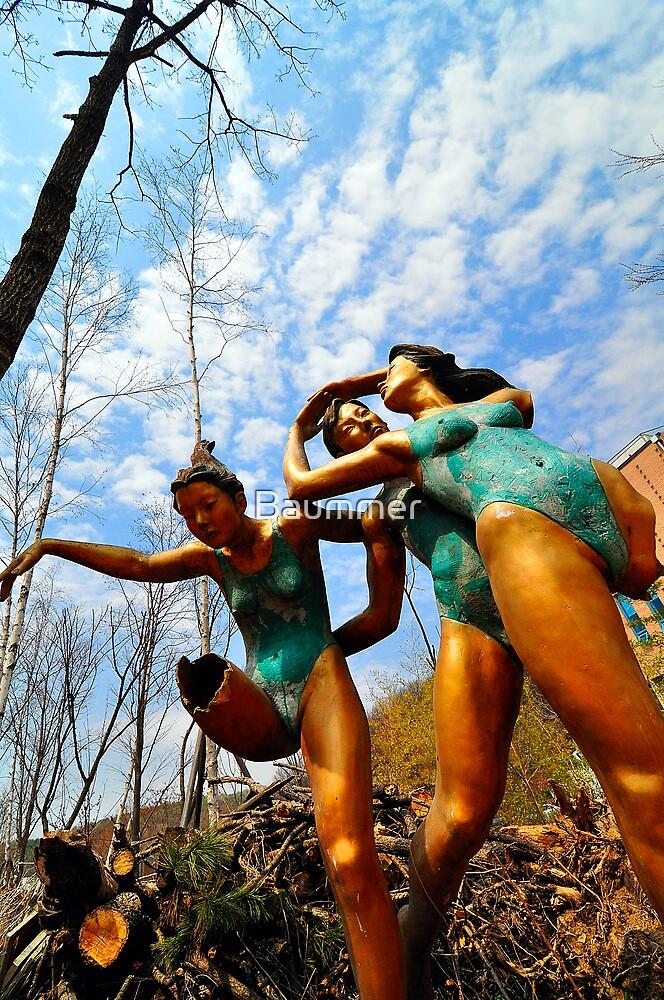 Dancers by Baummer