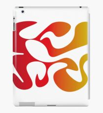 Flame - Flame iPad Case/Skin