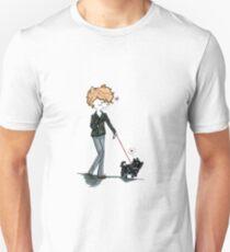 Remus walking Pafloof Unisex T-Shirt