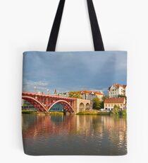 Maribor city, Slovenia Tote Bag