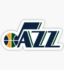 Utah Jazz Sticker