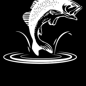 Jumping Bass Fishing by shoppzee