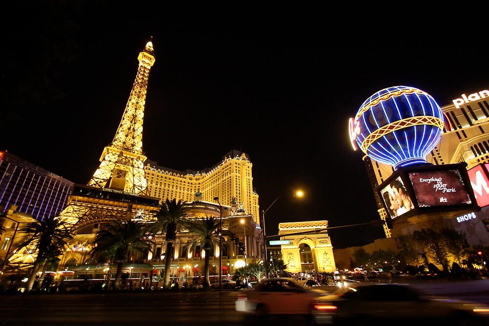 Las Vegas by krasakala